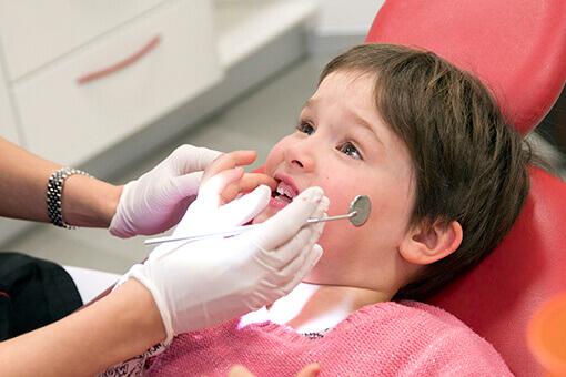 Pedodonzia - Bambini dal dentista Dott.ssa Sandra Hrvatin, DMD - Viadent, Fiume, Croazia
