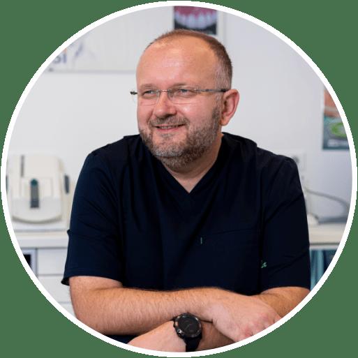 Dr. Juraj Prpić, Msc in Oral Implantology
